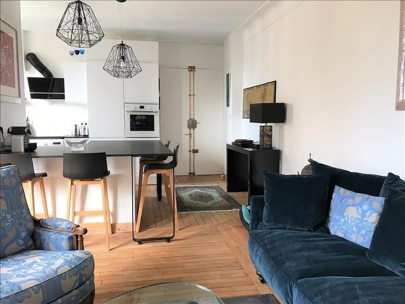 Venta  apartamento Asnieres sur seine 327000€ - Fotografía 2