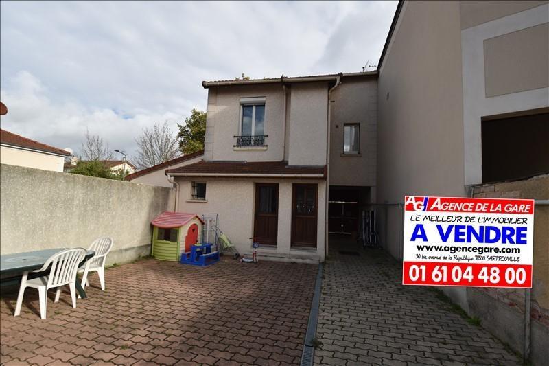 Sale building Houilles 370000€ - Picture 1