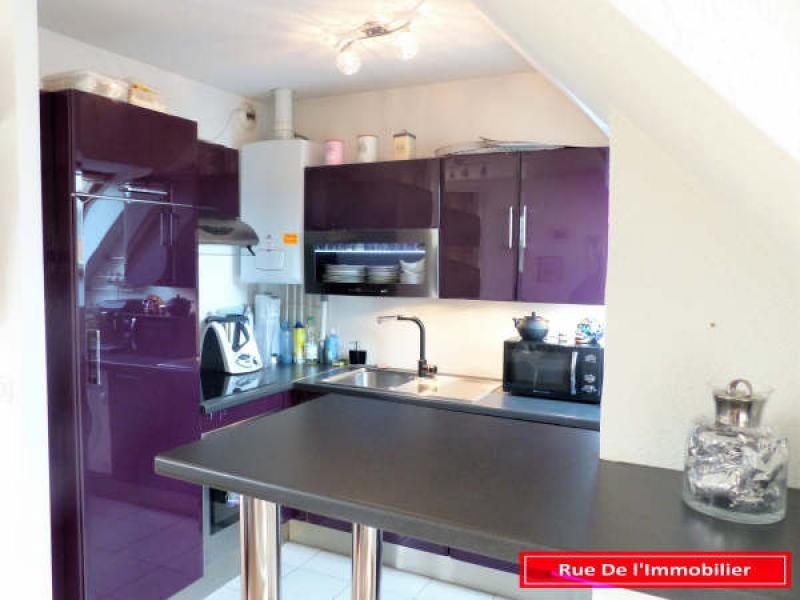 Sale apartment Dettwiller 110000€ - Picture 1
