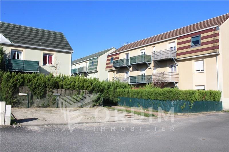 Rental apartment Auxerre 495€ CC - Picture 1