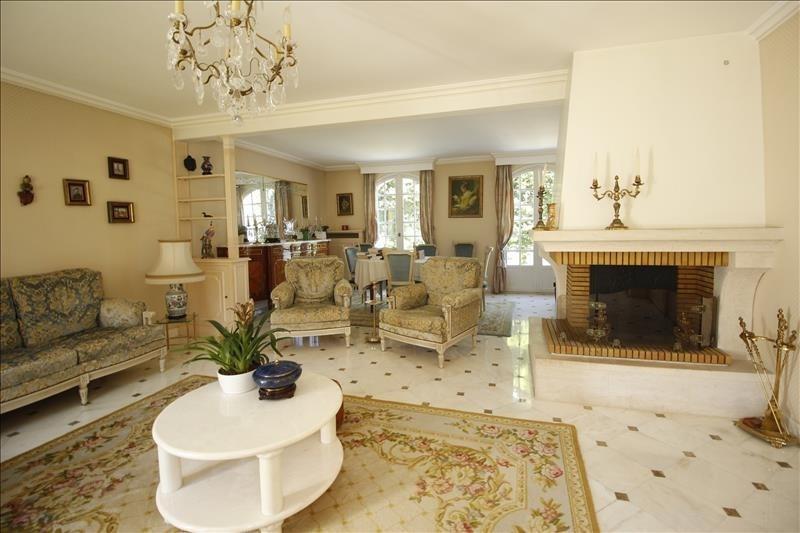 Venta  casa Le mesnil le roi 870000€ - Fotografía 4