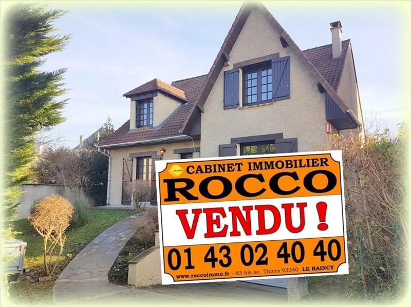 Vente maison / villa Villemomble 547000€ - Photo 1