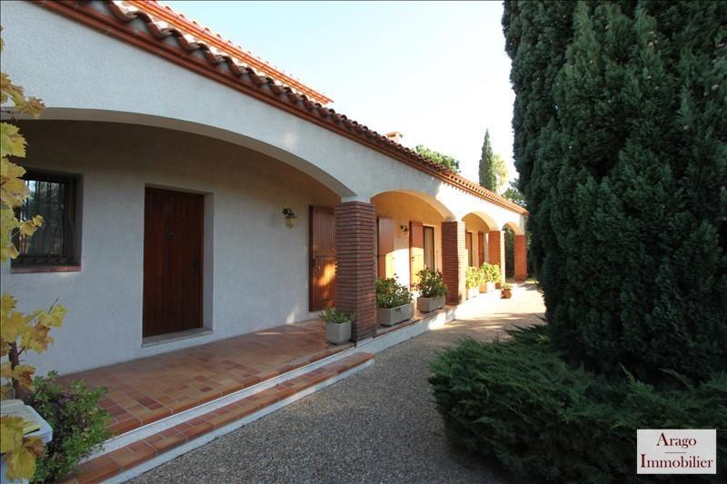 Vente maison / villa Espira de l agly 367000€ - Photo 3