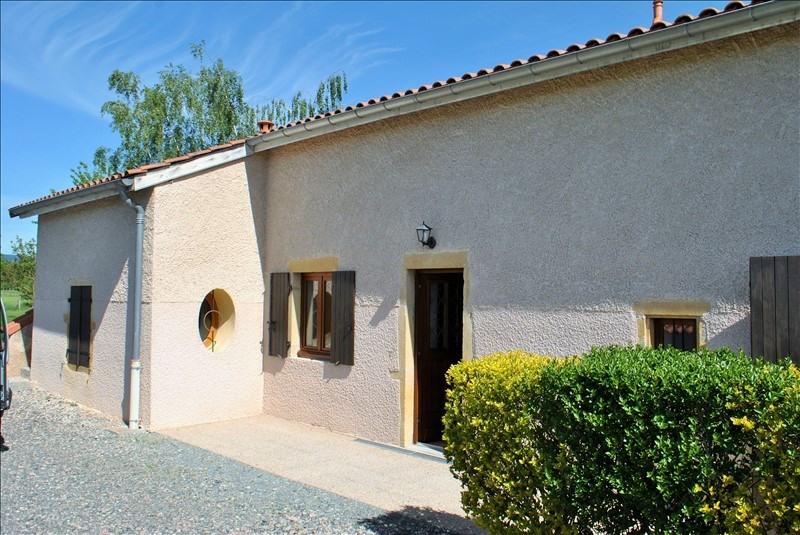 Vendita casa Ouches 260000€ - Fotografia 3