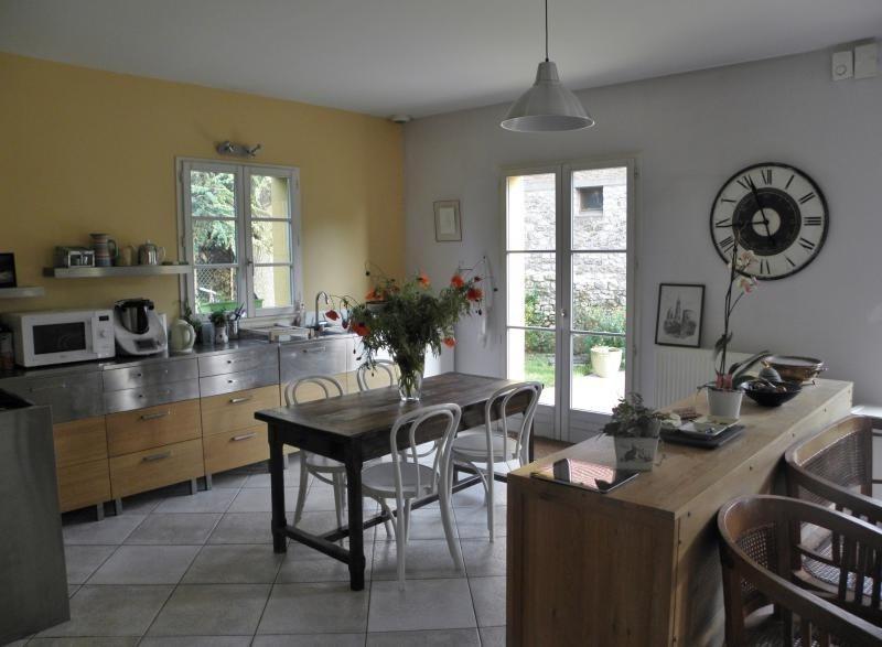 Venta  casa Crespieres 670000€ - Fotografía 3
