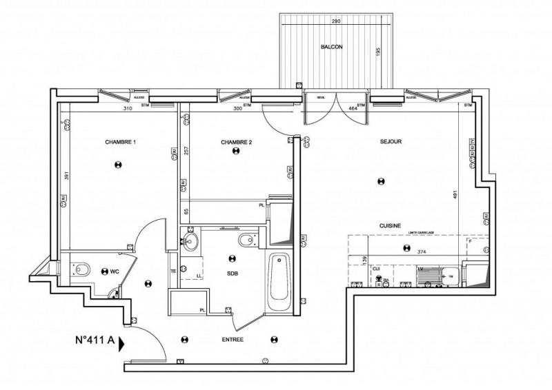 Vente appartement Boulogne-billancourt 600000€ - Photo 1