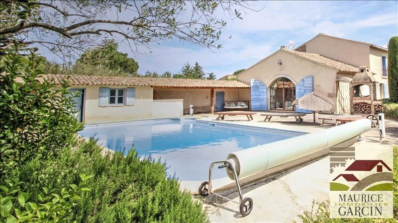 Vente de prestige maison / villa Cheval blanc 676000€ - Photo 6