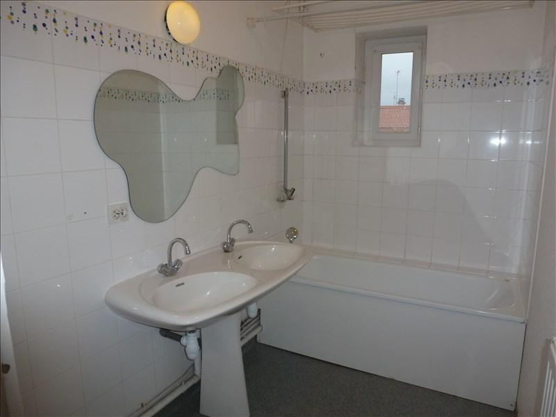 Sale apartment Roanne 124000€ - Picture 8