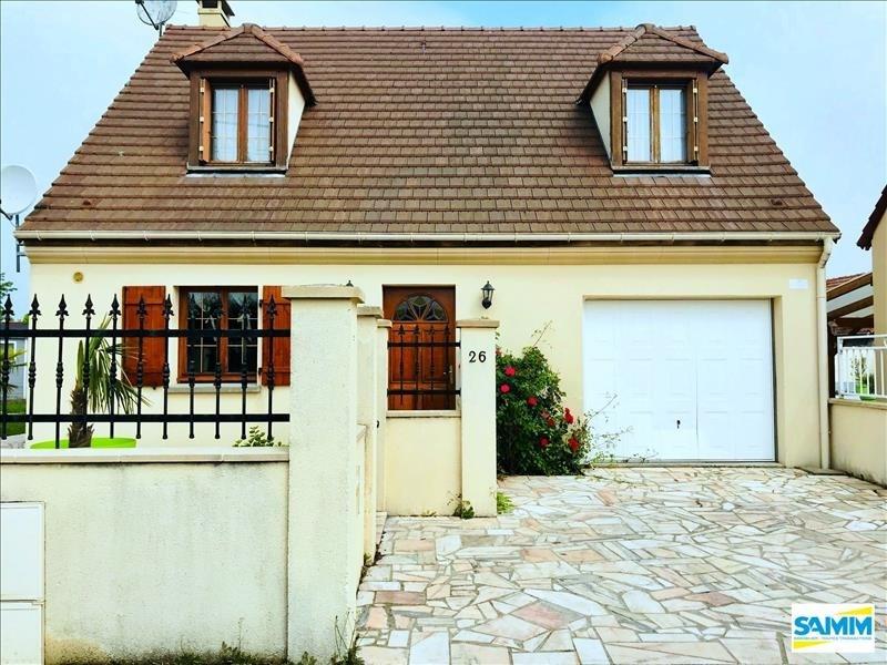 Vente maison / villa Fontenay le vicomte 305000€ - Photo 8