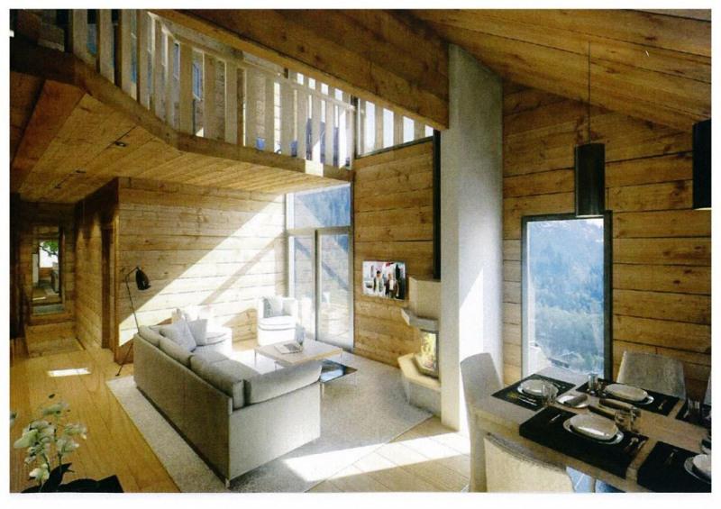 Sale apartment Les houches 270000€ - Picture 2