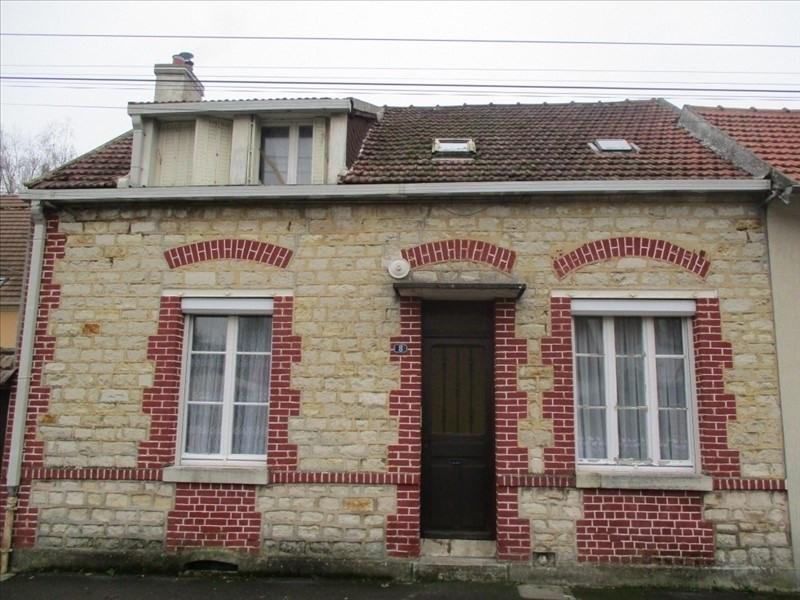 Sale house / villa Villers cotterets 190000€ - Picture 1