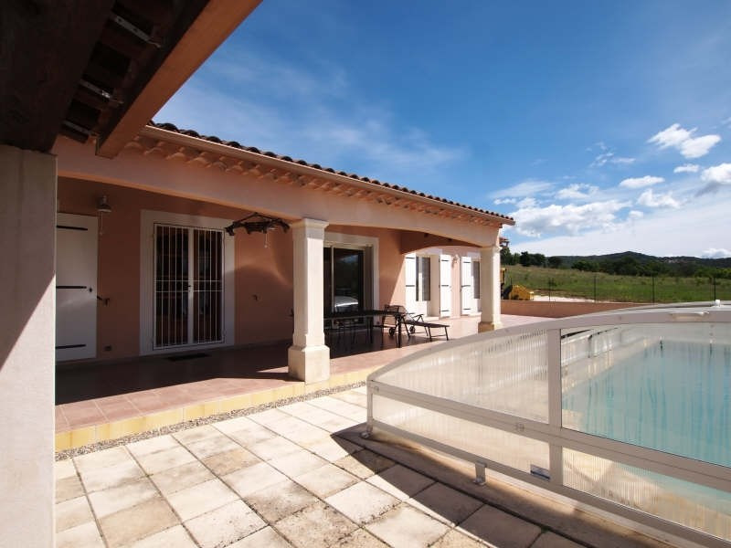 Vendita casa Goudargues 349800€ - Fotografia 8