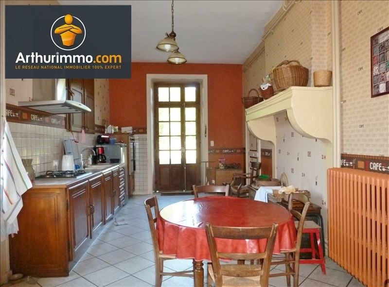 Sale house / villa Marcigny 346 000€ - Picture 4