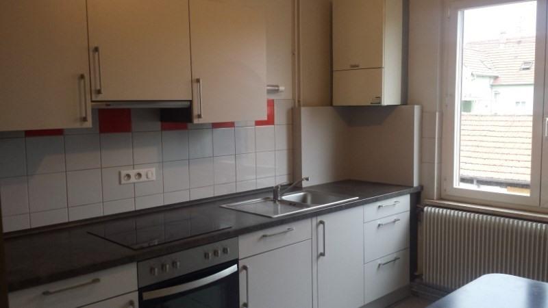 Rental apartment Bischwiller 540€ CC - Picture 1