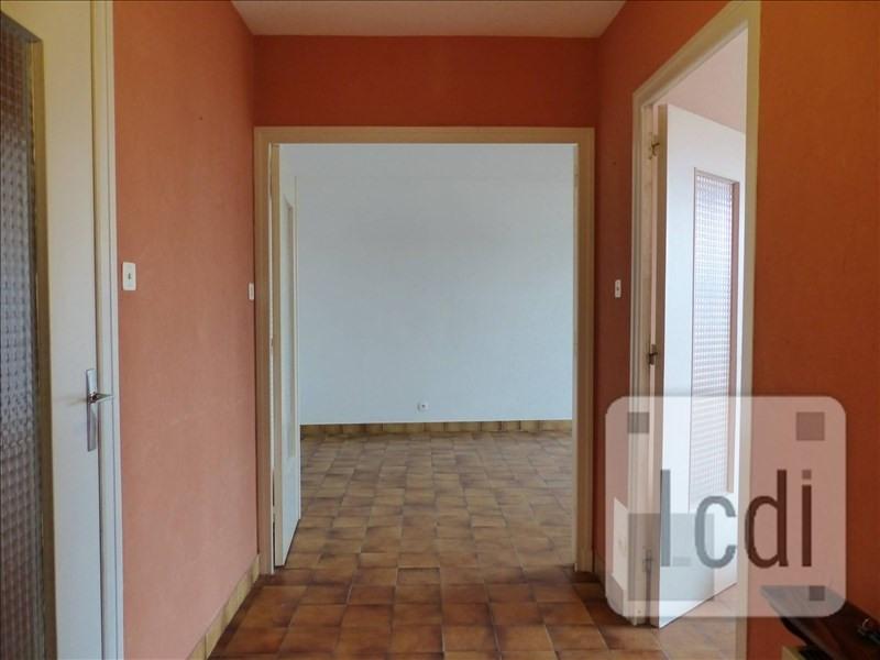 Vente appartement Portes les valence 112000€ - Photo 1