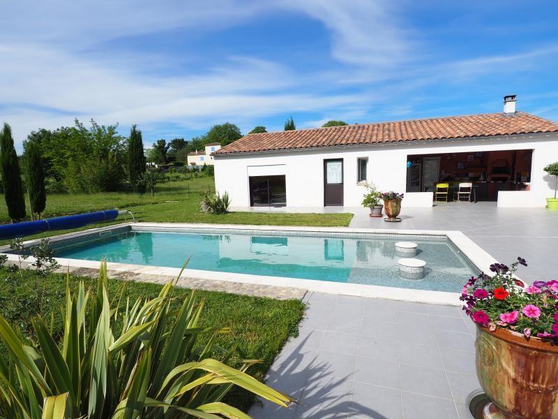 Vente maison / villa Lussan 442000€ - Photo 10