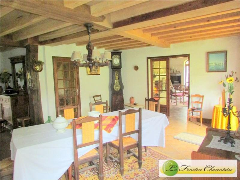Vente maison / villa Aigre 168 000€ - Photo 4
