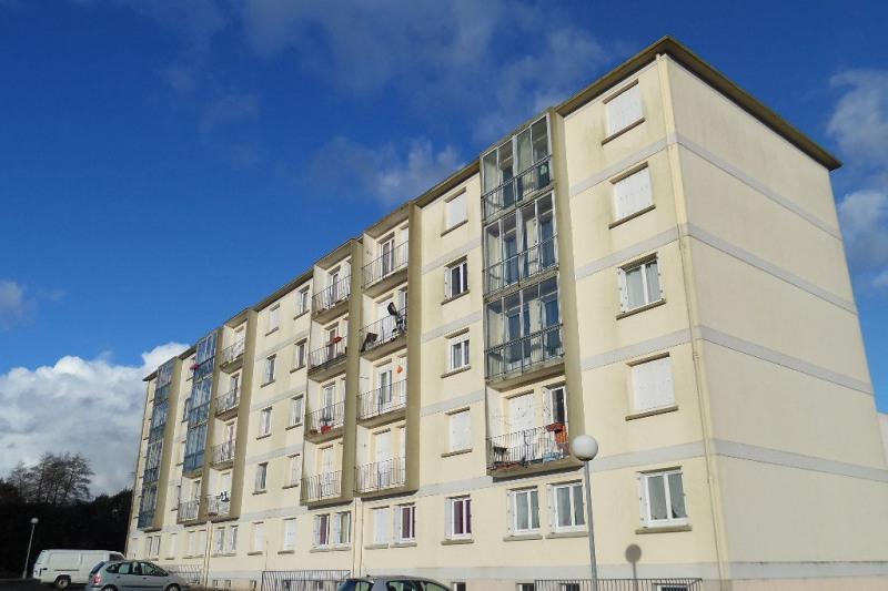 Sale apartment Brest 70200€ - Picture 1
