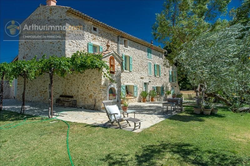Deluxe sale house / villa Nans les pins 1 248 000€ - Picture 1