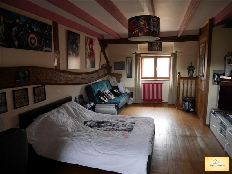 Sale house / villa Longnes 353000€ - Picture 8