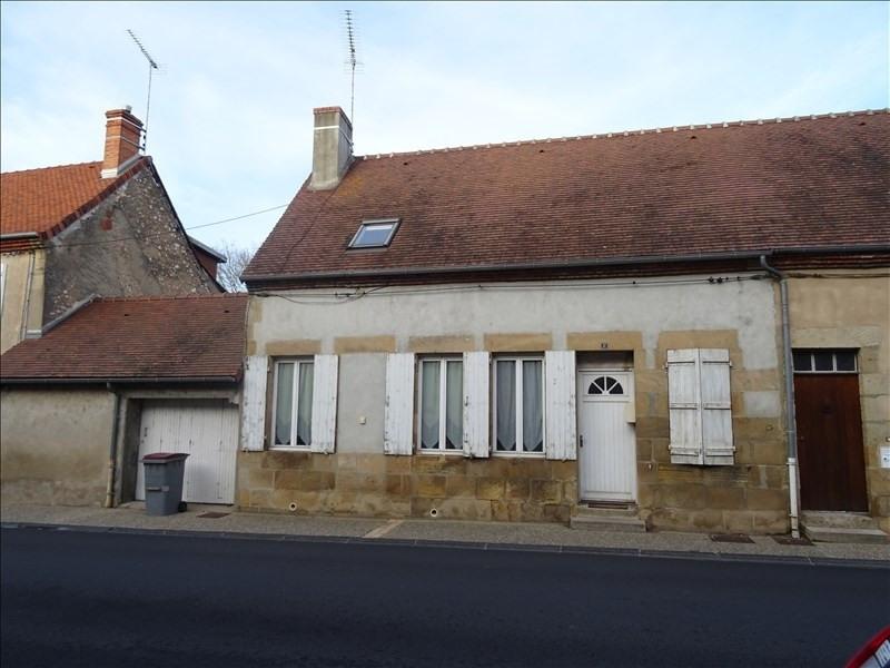 Vente maison / villa St menoux 55000€ - Photo 1