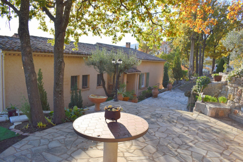 Vente maison / villa Seillans 498000€ - Photo 11