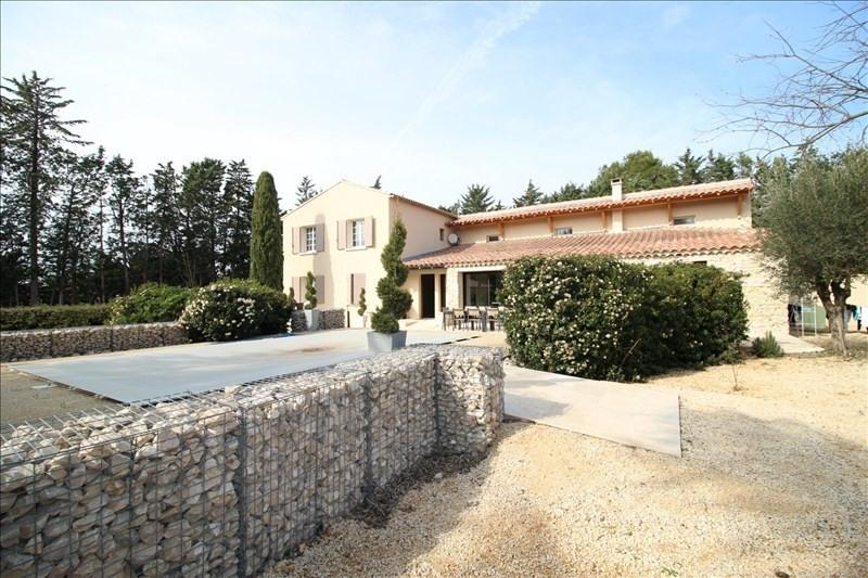 Vente de prestige maison / villa Carpentras 1090000€ - Photo 5