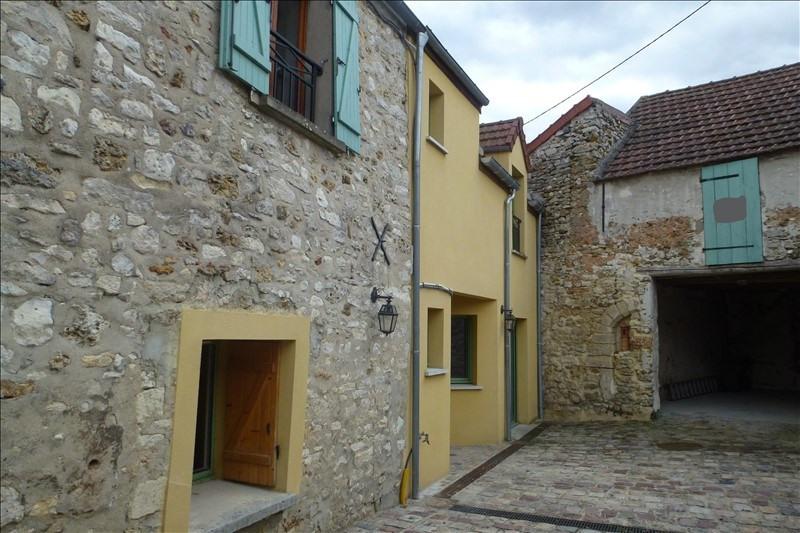 Vente maison / villa Crespières 490000€ - Photo 1