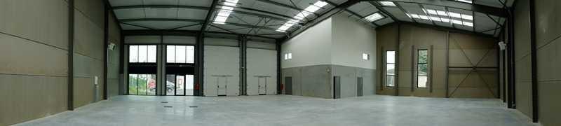 Location Local d'activités / Entrepôt Aigremont 0