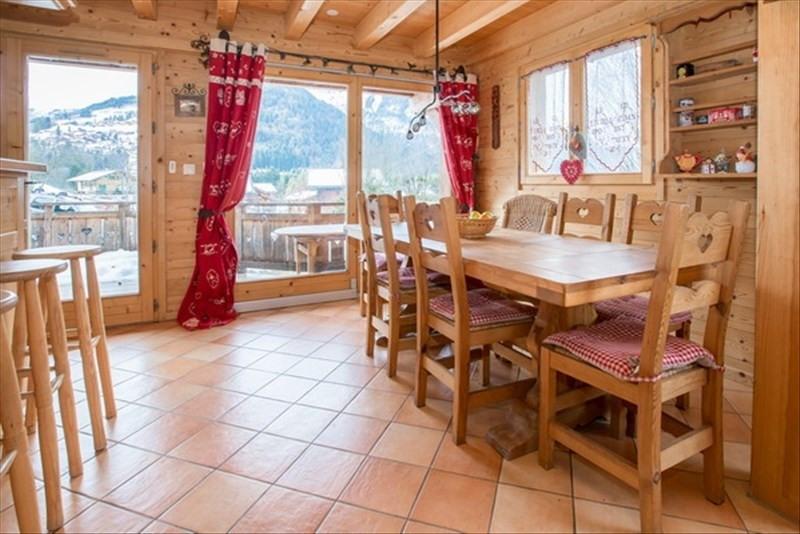 Immobile residenziali di prestigio casa Morzine 845000€ - Fotografia 3