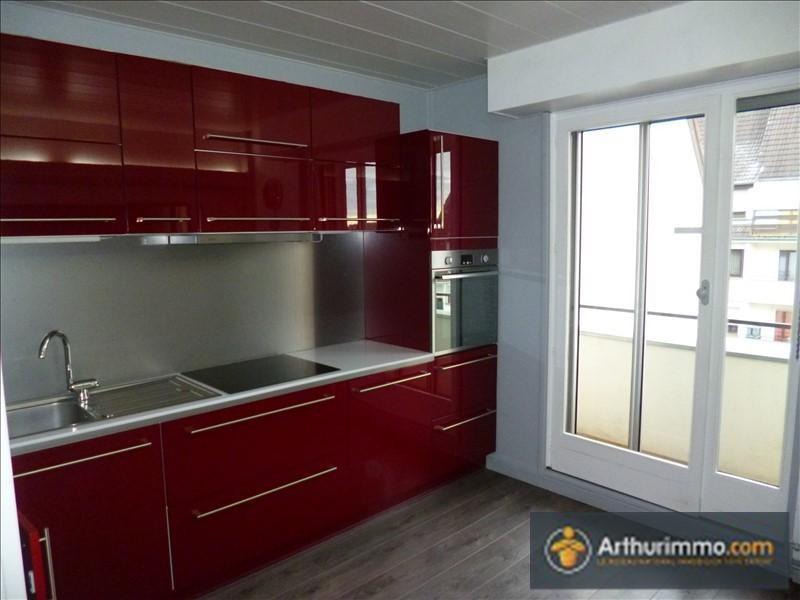 Vente appartement Colmar 122000€ - Photo 1