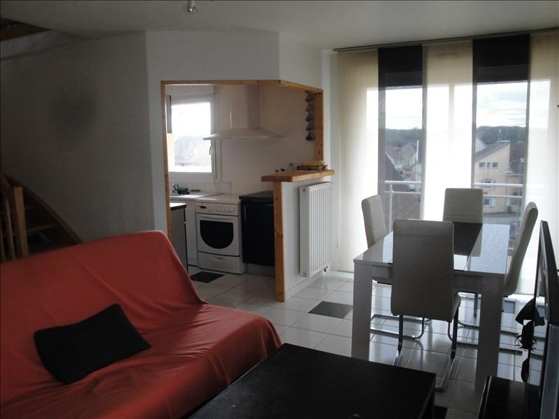 Vendita appartamento Dasle 129000€ - Fotografia 2