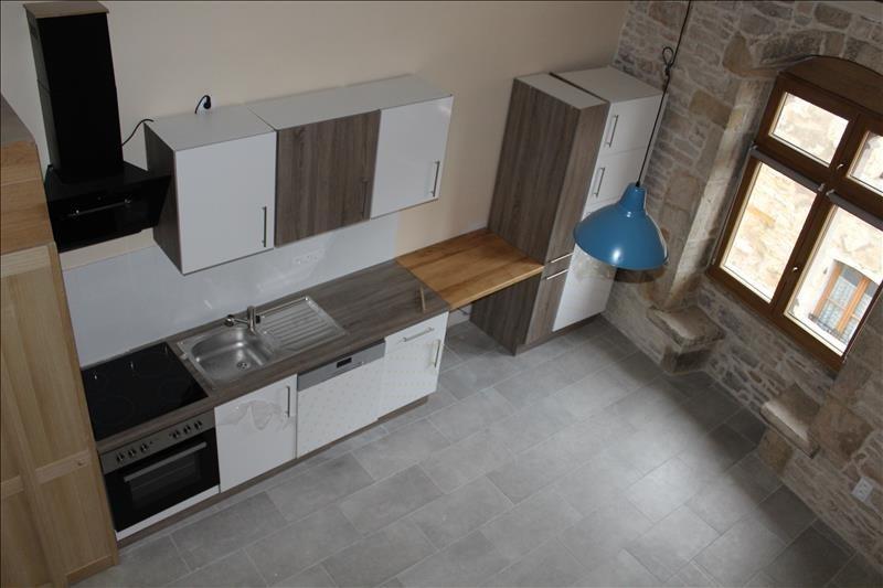 Rental apartment Tournus 370€ CC - Picture 2
