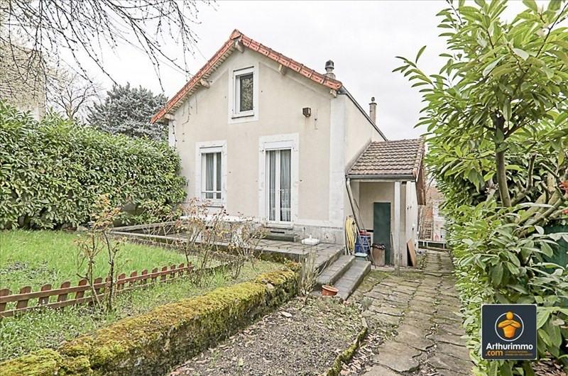 Vente maison / villa Villeneuve st georges 222000€ - Photo 1