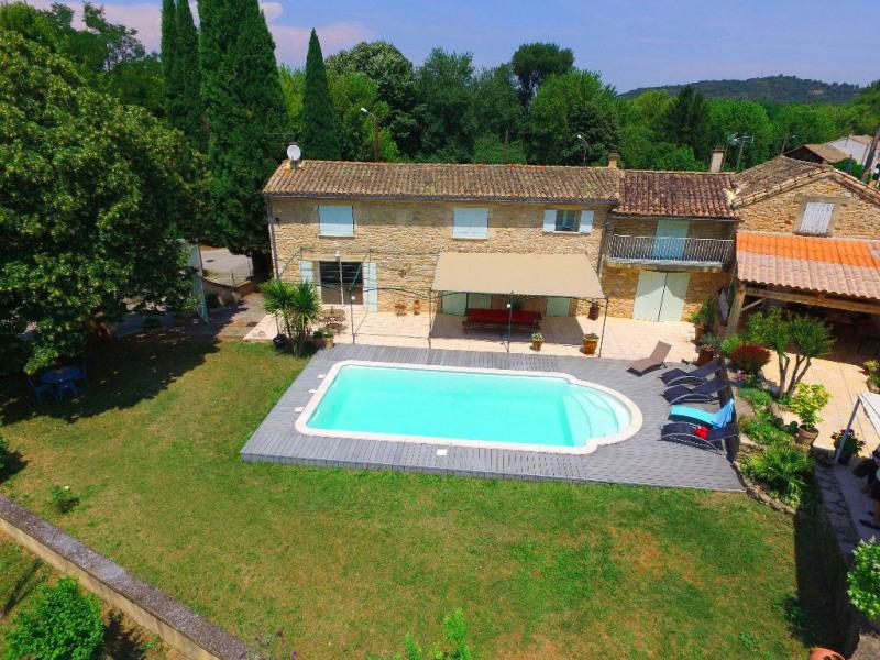 Vente maison / villa Bagnols sur ceze 480000€ - Photo 1