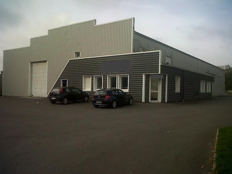 Vente Local d'activités / Entrepôt Bréal-sous-Montfort 0
