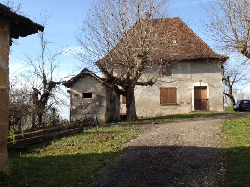Vente maison / villa Le pont de beauvoisin 126000€ - Photo 1
