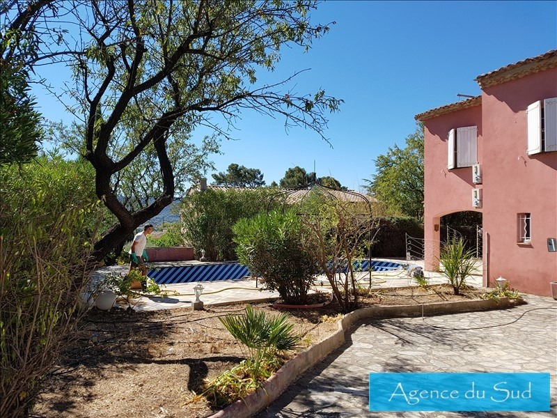 Vente de prestige maison / villa La cadiere d azur 572000€ - Photo 1