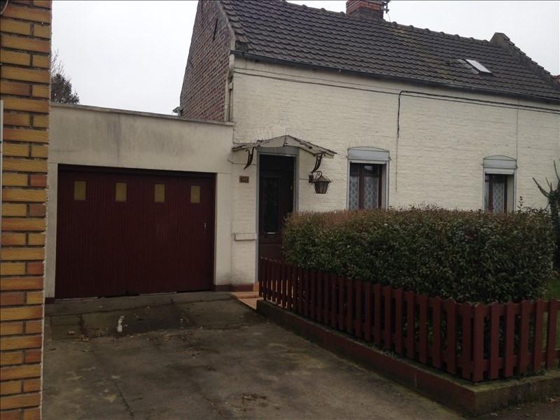 Sale house / villa Bois bernard 141075€ - Picture 1