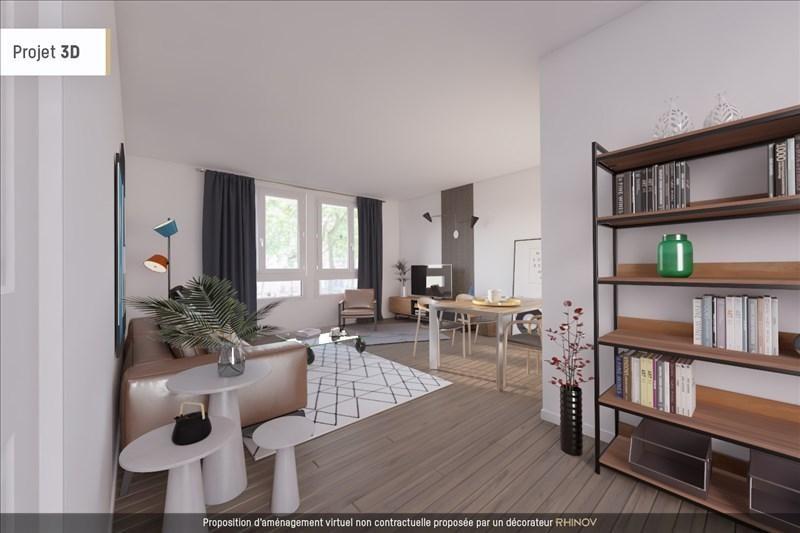 Vente appartement Paris 15ème 649000€ - Photo 1