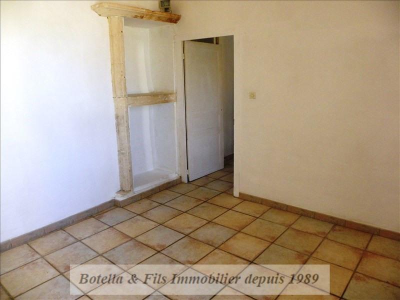 Vente maison / villa Goudargues 133000€ - Photo 3
