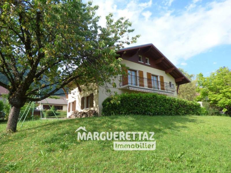 Vente maison / villa Saint-jeoire 393000€ - Photo 1
