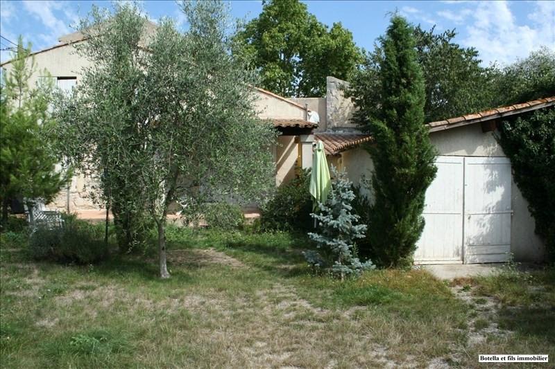 Vente maison / villa Uzes 184600€ - Photo 1