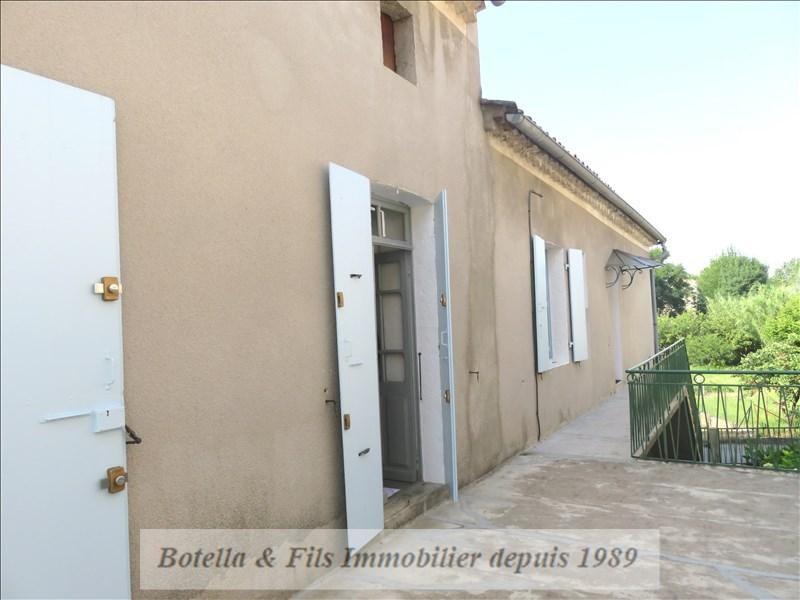 Venta  casa Ruoms 114000€ - Fotografía 1