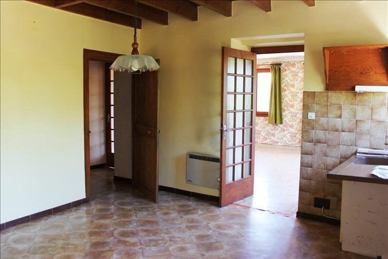 Sale house / villa Vernioz 119500€ - Picture 5