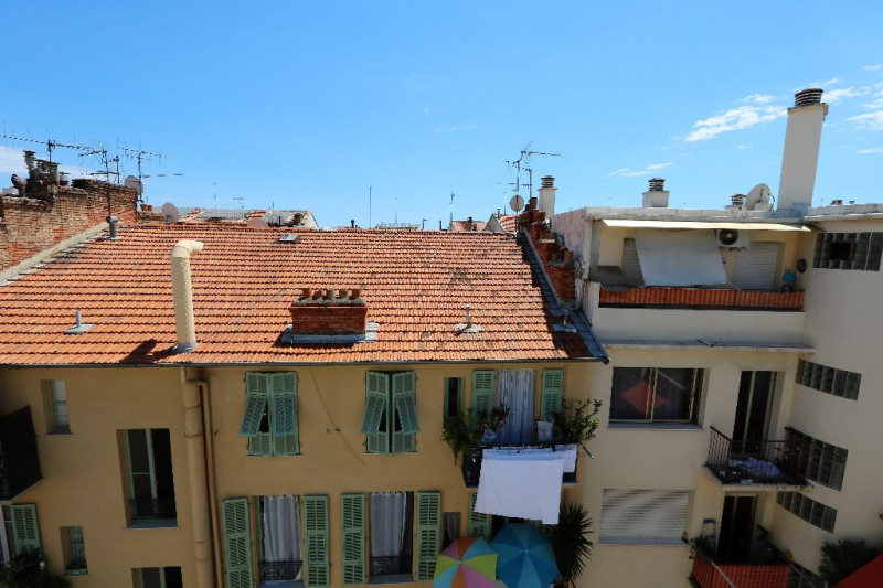 Sale apartment Nice 66000€ - Picture 1