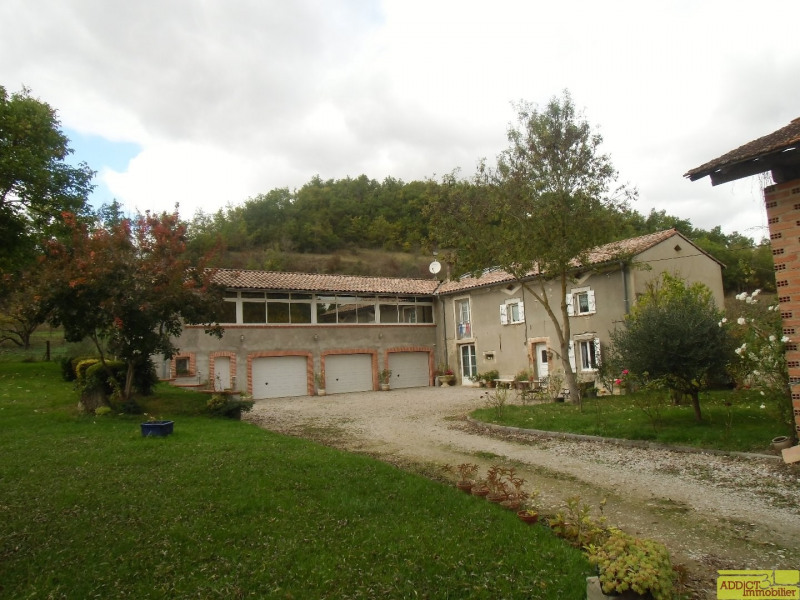Vente maison / villa Cambon les lavaur 428000€ - Photo 10