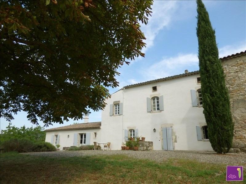 Vente maison / villa Ruoms 498000€ - Photo 5