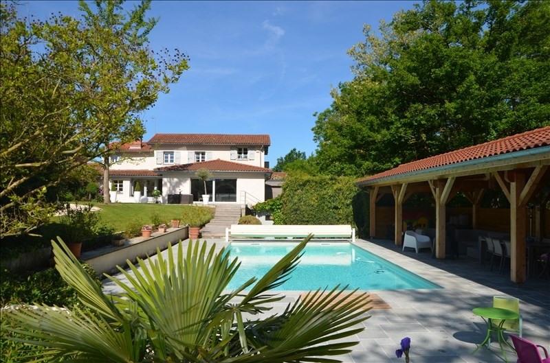 Vente maison / villa Montrond les bains 550000€ - Photo 1
