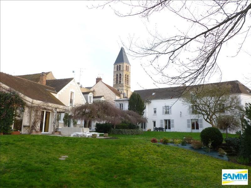 Deluxe sale house / villa Mennecy 1155000€ - Picture 1